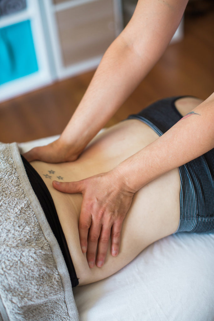 Emma Simpson - remedial massage stress relief