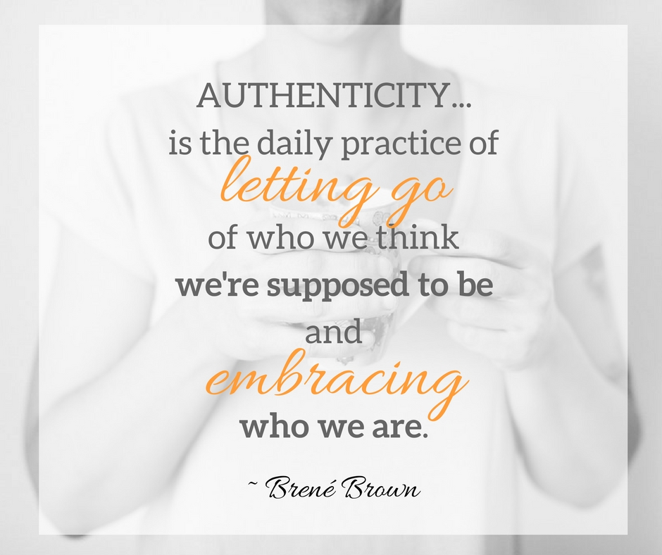 Emma Simpson - Brene Brown quote